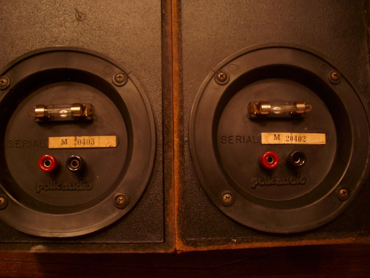 Do You Still Own Your First Pair Of Polk Speakers Polk
